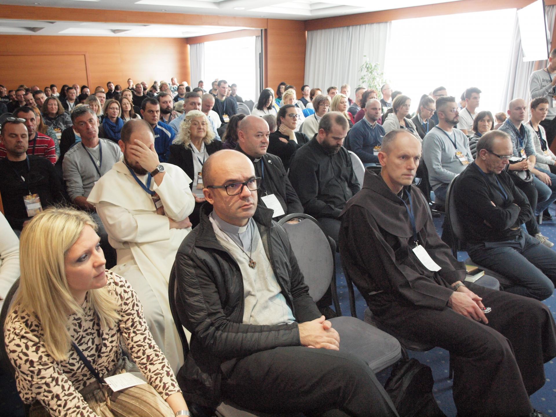 Rezultat slika za Nacionalni susret vodstava katoličkih karizmatskih zajednica iz Hrvatske