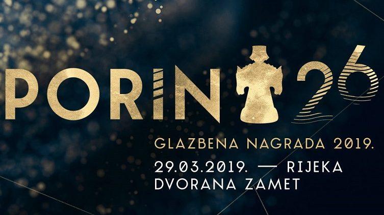 Objavljene nominacije za Porin 2019. u kategoriji najbolji album popularne duhovne glazbe